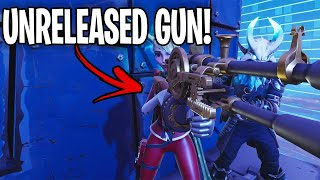 Two Rich Scammers Have Unreleased Weapons! (Scammer Get Scammed) Fortnite Save The World