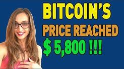 Bitcoin Making History - Market Cap Over $96 BILLION!