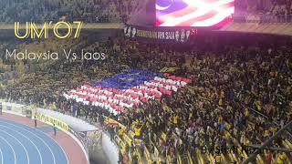 Ultras Malaya ( UM'07 ) Malaysia Vs Laos.