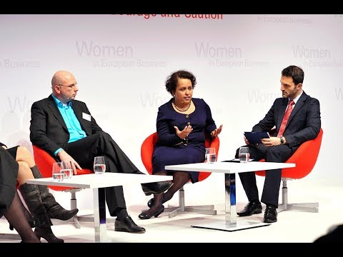 DEUTSCHE BANK, WOMEN IN EUROPEAN BUSINESS Konferenz