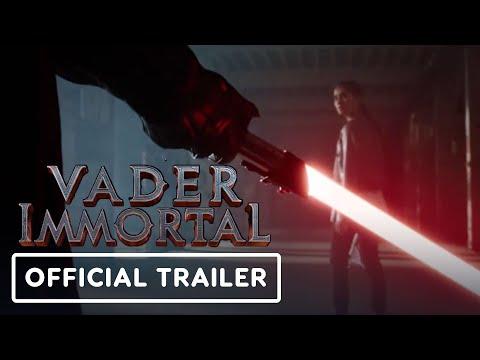 Vader Immortal: A Star Wars VR Series Episode 3 - Official Trailer