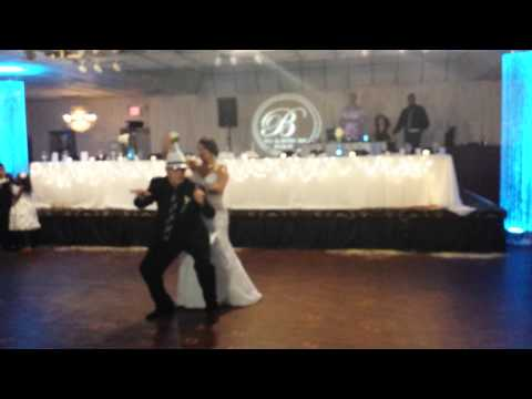 Greatest Father/Daughter Wedding Dance Ever!