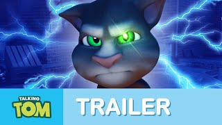 Talking Tom Cat - The Legend is Back (Official Trailer)