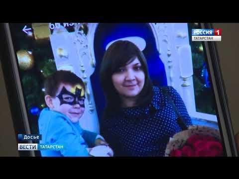 Она до последнего боролась за свою жизнь: сын Айгуль Фазыйловой успел проститься с матерью
