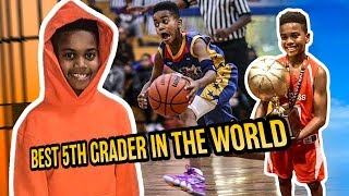 """""""I'm The BEST 5th Grader In The World."""" Magic Mel Takes Us Through EPIC WORKOUTS & Life In The Bronx"""