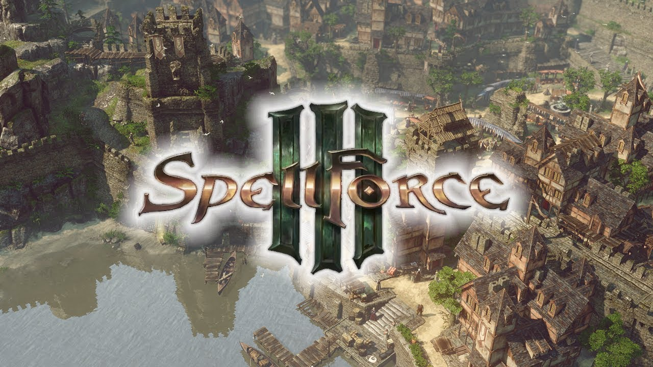SPELLFORCE 3 (GAMEPLAY) - It's So Pretty! - YouTube