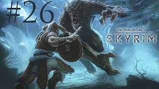 Прохождение TES V: Skyrim #26 Ослепление