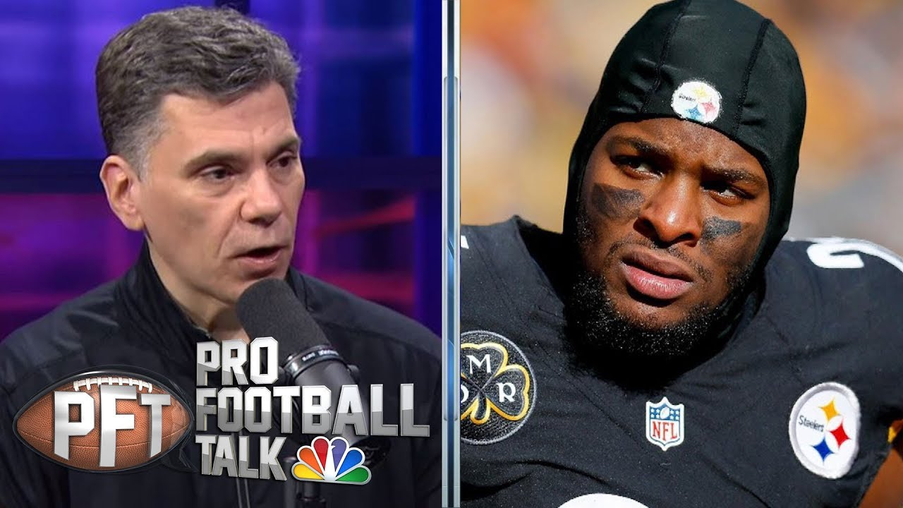 Do Le'Veon Bell's comments reveal deeper issues in Pittsburgh? | Pro Football Talk | NBC Sports