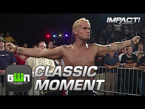 CM Punk SCREWS Paul London out of the X-Division Title (NWA-TNA PPV #50)   Classic IMPACT Moments