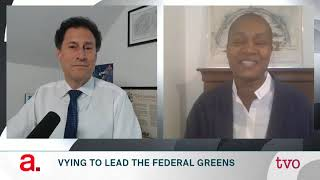 Annamie Paul: Vying to Lead the Federal Greens