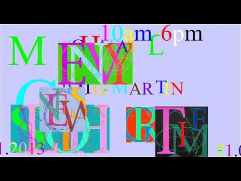 Michael Craig-Martin Connor Video