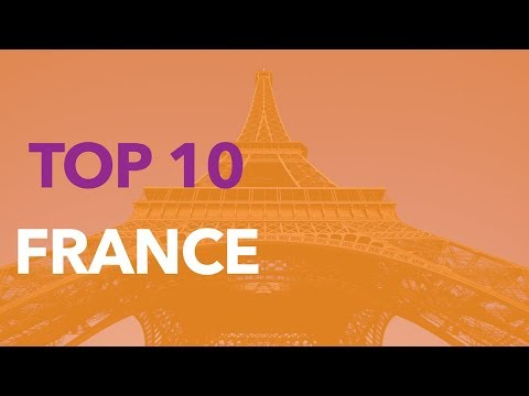 Top 10 France