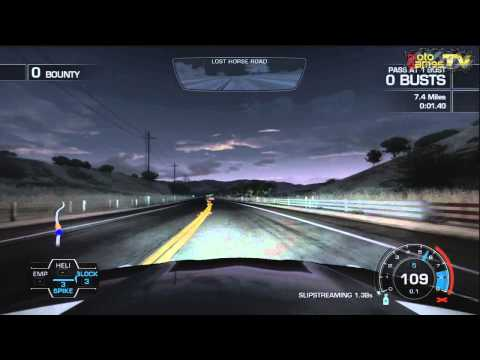 Need For Speed Hot Pursuit Xbox 360 Demo Cop Gameplay Youtube