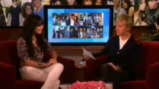 Zanessa Interviews - Part 1