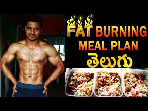 best-diet-for-weight-loss-telugu,-fat-burning-meal-prep-telugu,-lean-muscle-meal-telugu