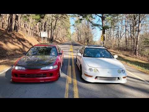 Stock k24 vs b18c turbo