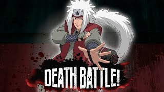 Jiraiya pervs into DEATH BATTLE