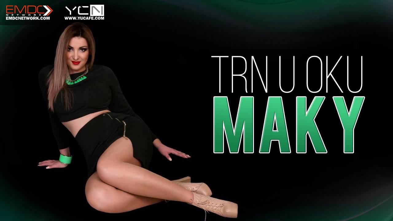 Marizela Hrncic MAKY - 2016 - Trn u oku