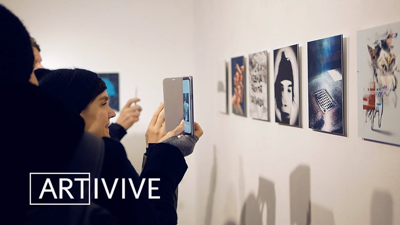 D Virtual Reality Exhibition : Augmented reality exhibition realities u vienna design week youtube