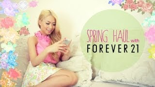 Spring Haul with Forever21 | HAUSOFCOLOR Thumbnail