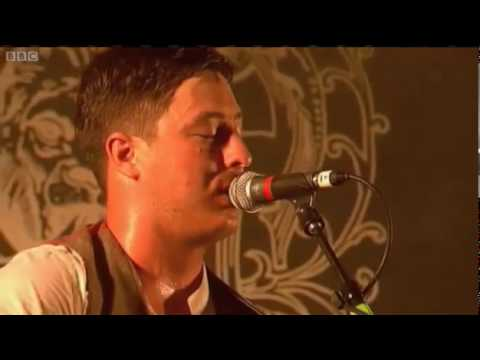 Mumford & Sons - The Cave (T In The Park 2010)