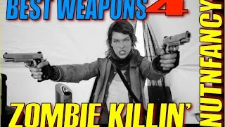 Greatest Zombie Killin