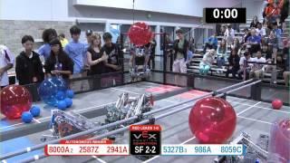 Video Vex Robotics Toss Up World Championship Math Division SF 2-2 download MP3, 3GP, MP4, WEBM, AVI, FLV Oktober 2018