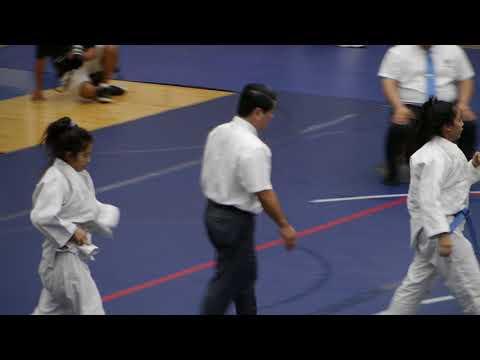 click2ED videos   180 JUDO Girls - Pearl City vs Aiea  4-14-18