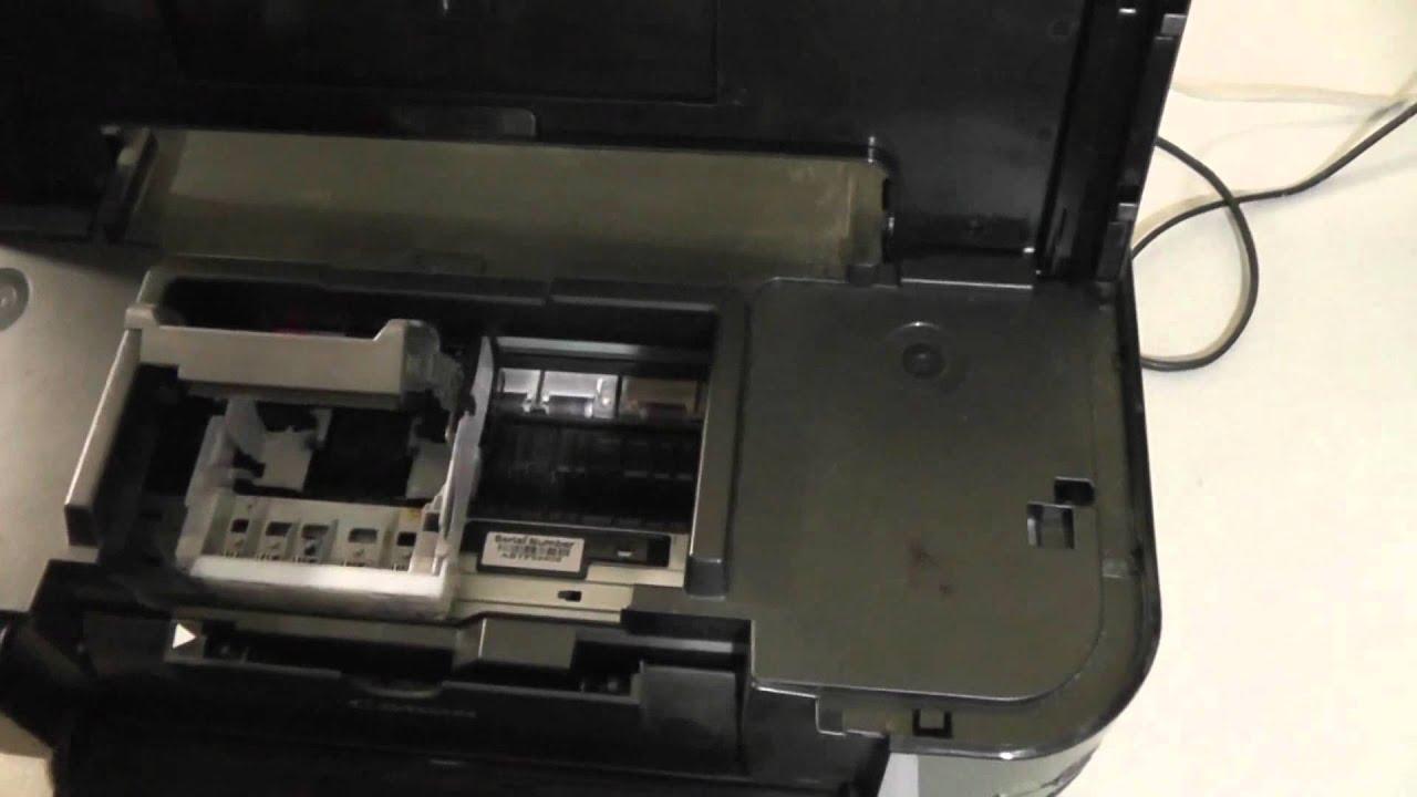 canon como limpiar cabezales de impresoras canon cartuchos pg525 rh youtube com