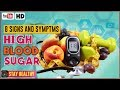 Signs and Symptms of Hyperglycemia (High Blood Sugar)