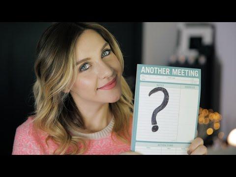 Soru Cevap: Makyaj, Youtube, Beni Tanıyın