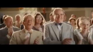 Indiana Jones and Marion Ravenwood wedding