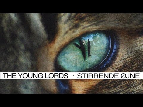 The Young Lords - Stirrende Øjne