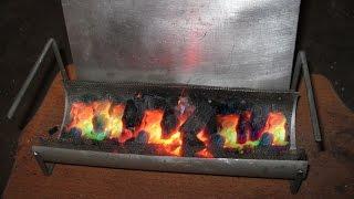 МИНИ МАНГАЛ - КАМИН / MINI GRILL - FIREPLACE(Как сделать мангал - камин для домашнего использования, своими руками в домашних условиях. Поможет организо..., 2015-12-05T09:28:58.000Z)