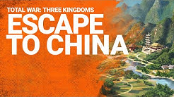 Ancient Chinese landscapes to lockdown & quarantine to / Total War: THREE KINGDOMS