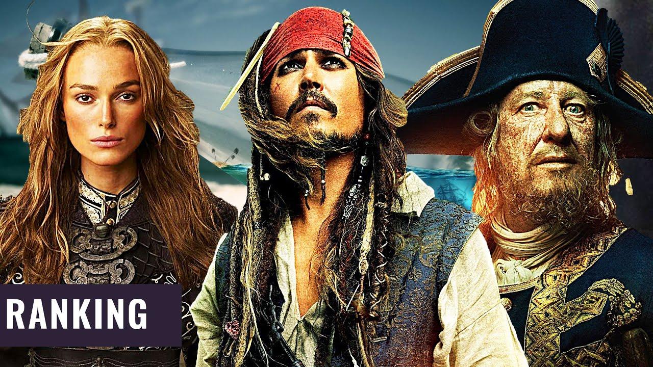 Alle Fluch Der Karibik Filme