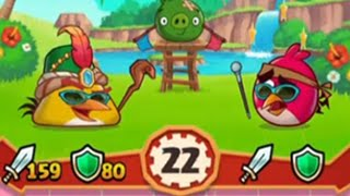 Angry Birds Fight!  Walkthrough [IOS]