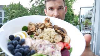 Das optimale Abendessen - Die Quinoa Bowl