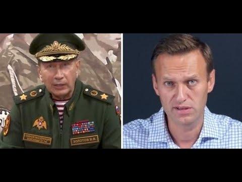 VICTOR ZOLOTOV: Russen-General