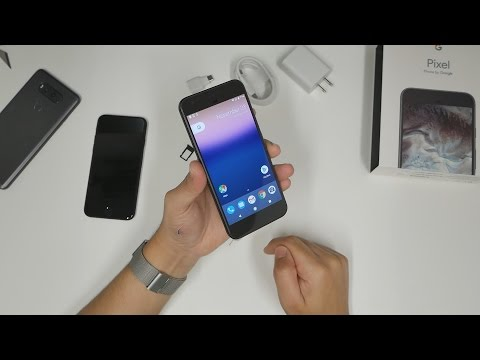 Google Pixel: Unboxing and First...