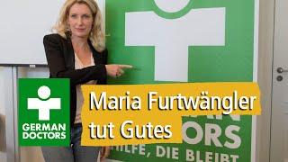 Maria Furtwängler – Engagiert gegen Armut | German Doctors e.V.