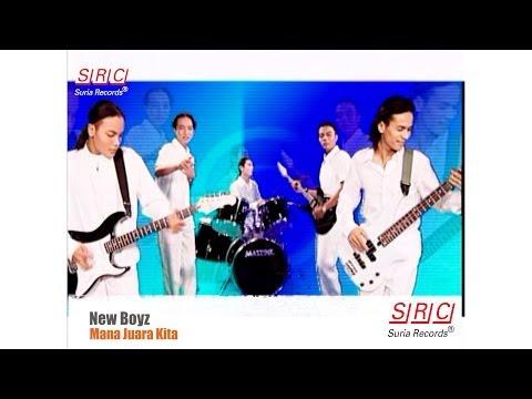 New Boyz - Sahabatku (Official Video - HD)