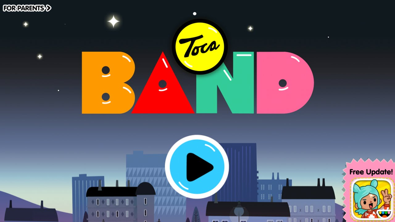 Toca Band - Best App For Kids - iPhone/iPad/iPod Touch - YouTube