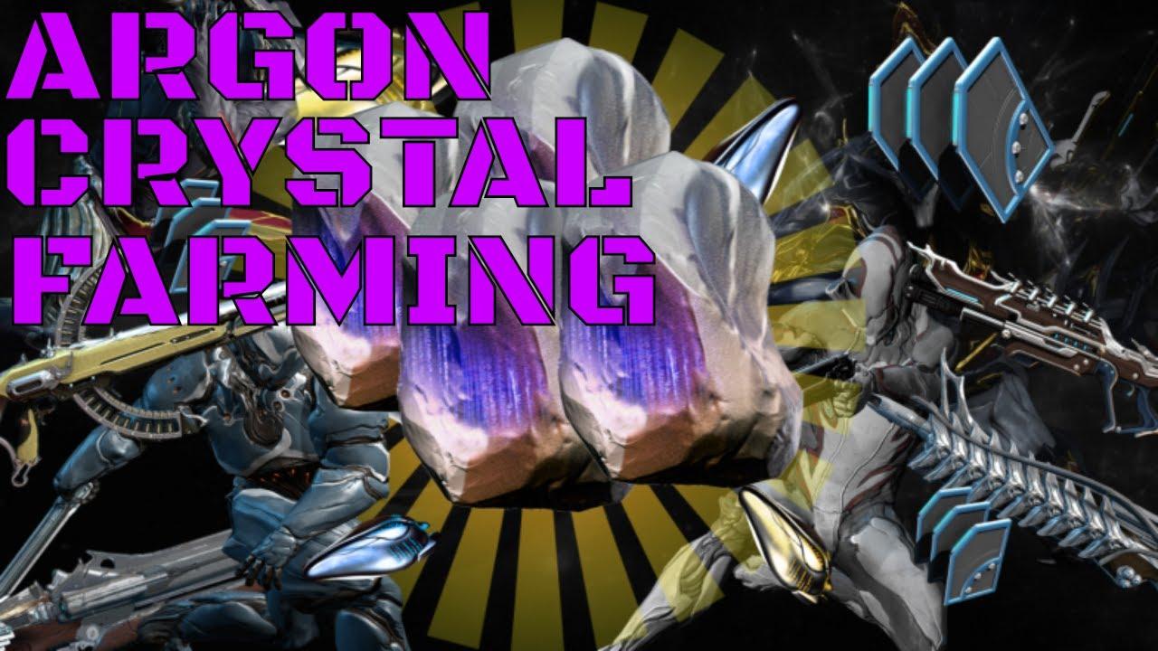 Best Place To Farm Argon Crystals 2019 Warframe Argon Crystal Farming 2019   YouTube