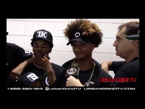 @UrbanGrindTV |The Future Kingz Interview @Collective Soles Expo