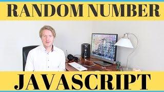 How To Create Random Number Generator In Javascript 2019