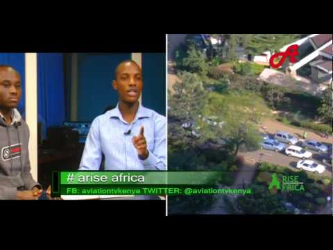 Arise Africaa Show  2014 on ATV Kenya