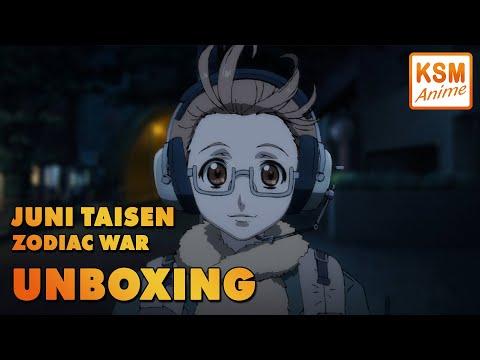 Juni Taisen - Zodiac War - Unboxing Der Komplettbox