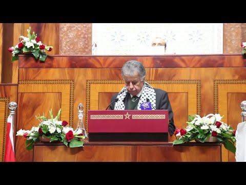 البيان الختامي لاجتماع رؤساء البرلمانات العربية يدين قرار ترامب بشأن القدس  - نشر قبل 2 ساعة