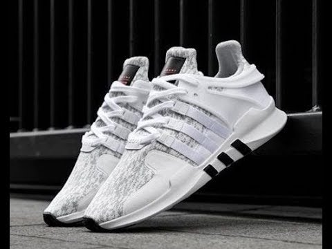 new concept 21a12 658be adidas EQT Equipment Adv BB1305 Clear Onyx 2017 UnboxingReview